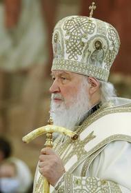 Патриарх Кирилл сравнил неверие в коронавирус с неверием в Бога