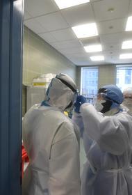 Работающие с зараженными COVID-19 в праздники медики получат соцвыплаты в двойном размере в январе