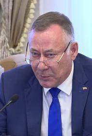 Глава избиркома Хабаровского края решил подать в отставку