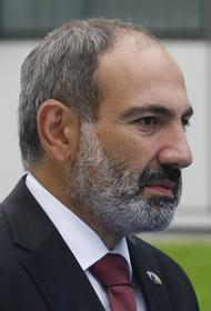 Премьер-министр Армении Пашинян ушел на самоизоляцию