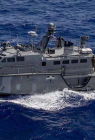 Украина скоро получит еще два патрульных катера из США
