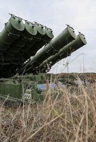 Выложено видео уничтожения армянского комплекса С-300 израильским дроном во время войны в Карабахе