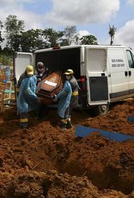 Пандемия пожинает богатый урожай смертей в США, Бразилии и Чехии