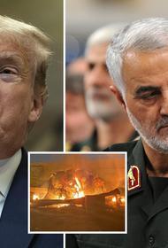 Иракский суд может вынести смертный приговор Дональду Трампу