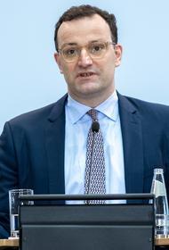 Издание Bild назвало возможного преемника Меркель на посту канцлера ФРГ