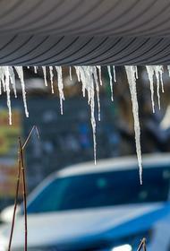 Южноуральцев предупреждают о сильных морозах