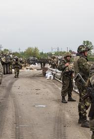 Сайт Avia.pro: в случае новых военных неудач в Донбассе армия Украины может развалиться