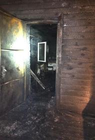 Источники сообщили о задержании хозяйки сгоревшего частного пансионата для пожилых людей в Тюменской области