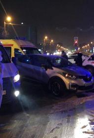 В Челябинской области произошло ДТП с участием автомобиля скорой помощи