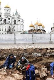 В 2020 году археологи обнаружили в столице более 15 тыс артефактов
