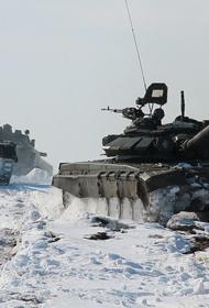 Более ста двусторонних учений пройдет в общевойсковой армии ЗВО