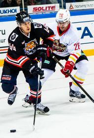 Хабаровский хоккейный «Амур» одолел китайский «Куньлунь»