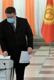 В Киргизии отмечена низкая явка на выборах президента и референдуме по форме правления