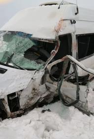 МЧС опубликовало список погибших и пострадавших при столкновении автобусов в Салаватском районе Башкирии