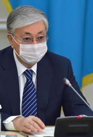 Токаев принял участие в голосовании на выборах депутатов нижней палаты парламента Казахстана