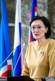 Мэр Якутска Сардана Авксентьева сообщила, что вынуждена досрочно сложить свои полномочия