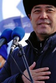 На досрочных выборах президента Кыргызстана побеждает Садыр Жапаров