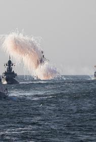 Средства ПВО Каспийской флотилии отразили налет авиации условного противника