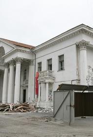 Волгоградскую «Победу» реконструируют в кукольный театр