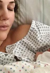 Актриса сериала «Великолепный век» Мерьем Узерли снова стала матерью