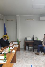Депутат Госдумы Константин Затулин посетил Сочи