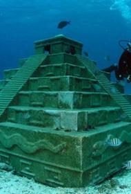 Наследие цивилизации Му. Тайна пирамид Йонагуни до сих пор не раскрыта