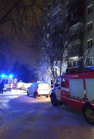 При пожаре в Екатеринбурге погибли семилетняя девочка и ее мама