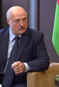 Лукашенко поручил правительству подготовить ответ на «бандитские» санкции Запада