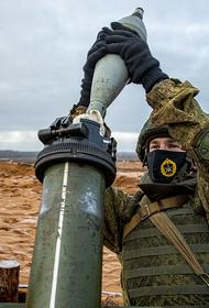 Появилось видео со снайперскими ударами российской артиллерии по джихадистам в Сирии