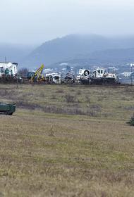 Житель Нагорного Карабаха погиб в результате подрыва на мине