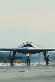 Летные испытания БПЛА