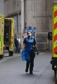 В Британии за сутки скончалось рекордное число пациентов с коронавирусом