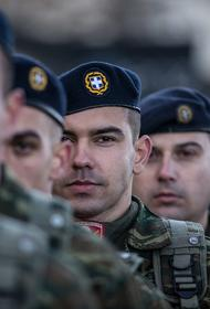 Спецназ Греции – страны НАТО – высаживался для проверки на российское грузовое судно в Средиземном море