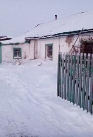 Пятеро детей попали в реанимацию после пожара в  доме в селе Михайловка Новосибирской области
