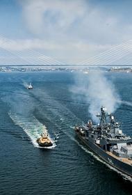 Avia.pro: Токио обратился к США за помощью по защите границ после учений российского «Маршала Шапошникова» в Японском море