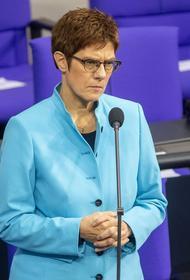 Ресурс Sina: Россия лишит Германию части территорий, если Берлин будет пытаться вести диалог с Москвой «силой»