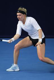 Теннисистка без 5 пальцев достигла больших спортивных успехов