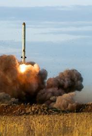 Портал Avia.pro: российская ракета «Искандер» могла попасть в руки военных США в Сирии