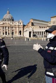Власти Италии продлили режим ЧС из-за COVID-19 до конца апреля