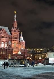 Пункт вакцинации может появиться на Красной площади