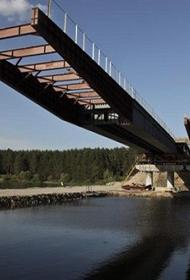 Владимир Евланов прокомментировал ход строительства Яблоновского моста