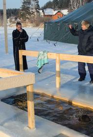 Профессор Зиновьев призвал перенесших COVID-19 в любой форме отказаться от крещенских купаний