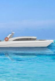 Летом 2021 в Сочи начнёт работу морское такси