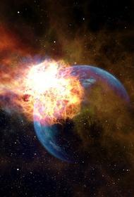 15 января над Иркутском взорвался метеорит