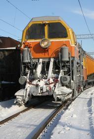 Снегопад в Волгоградской области не повлиял на движение пассажирских поездов