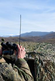 Российский воинский контингент в Абхазии приступил к боевой учебе