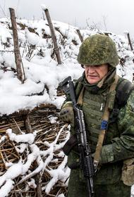 Украинские войска семь раз обстреляли территорию ДНР