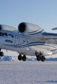 Украина намерена возобновить производство самолета Ан-74