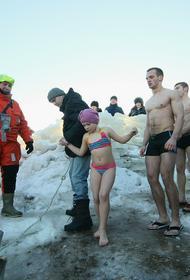 Митрополит Иларион советует отказаться от крещенских купаний