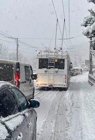 Министр транспорта Крыма : «Образовались пробочные заторовые явления»